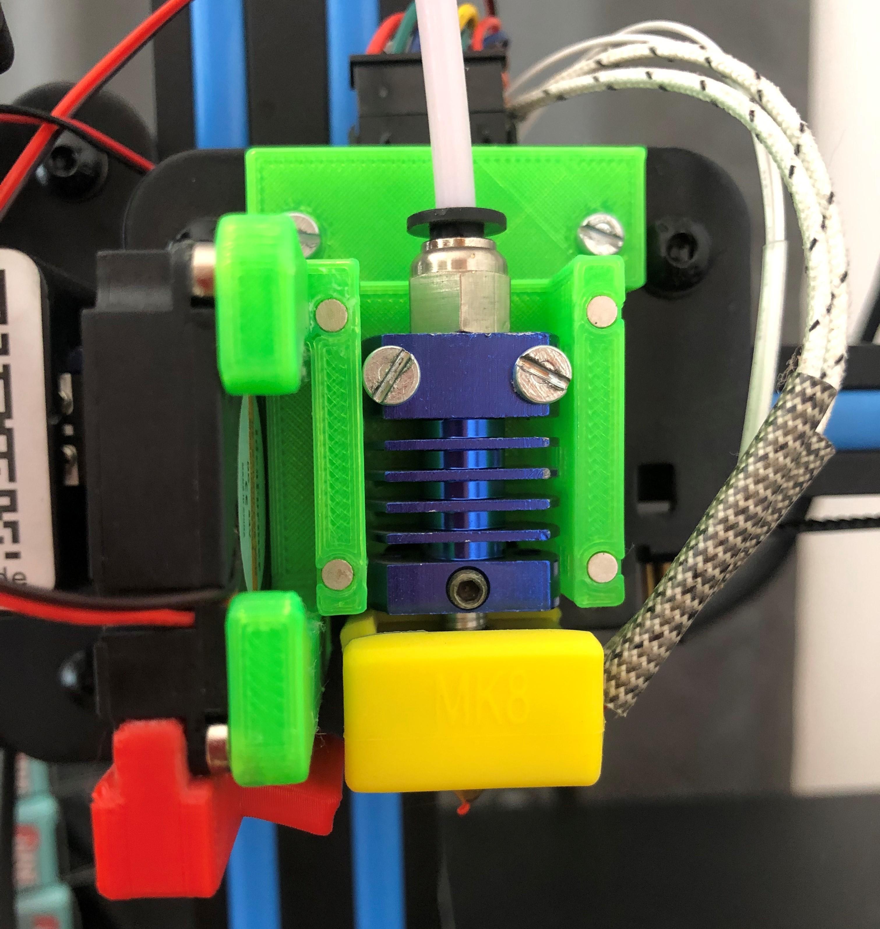 IMG_2921.jpg Télécharger fichier STL gratuit Support Ender à Geeetech Adaptateur de base a10m Changement de support • Design imprimable en 3D, dulce-enmascarado-mascara-dulce