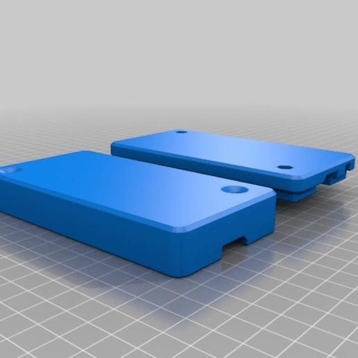 887e025520ffd171efe06d4b7ea42b63.png Télécharger fichier OBJ gratuit Affaire de la batterie Li Ion 18650 2S [fichier OBJ] • Design pour imprimante 3D, timofteadrianandrei