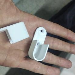 1605812895177.jpeg Télécharger fichier STL support de rail de cabinet • Objet pour imprimante 3D, vatiosigueiro