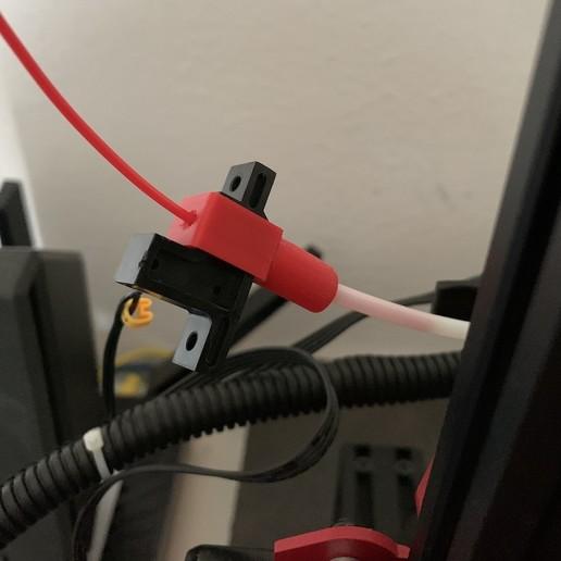 Download free STL file U30 Pro filament sensor • Object to 3D print, pucciomp