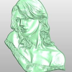 die Traurige.JPG Télécharger fichier STL gratuit die Traurige • Design pour imprimante 3D, rudthiele