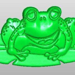 Télécharger objet 3D gratuit Frosch, rudthiele