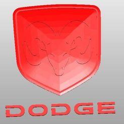 Télécharger modèle 3D gratuit DODGE - DODGE, rudthiele