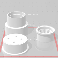 2020-06-08 (3).png Download STL file MN99, MN90, D90 Crawler Beadlock wheel • 3D printing template, chasm98