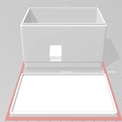 2020-06-07 (10).png Download STL file MN99, D90 Crawler esc, receiver box • 3D printing design, chasm98