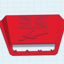 2020-06-15 (3).png Download STL file MN99, D90 Crawler bonet cover • 3D printable template, chasm98