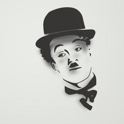 Impresiones 3D Stencil Chaplin, atriumbsas