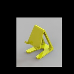 Untitled.JPG Download free STL file CELL PHONE / PHONE STAND SUPPORT • 3D printing model, brunogelosi