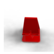 rojo frente.png Download free STL file Cell phone support / Phone stand • 3D print template, brunogelosi