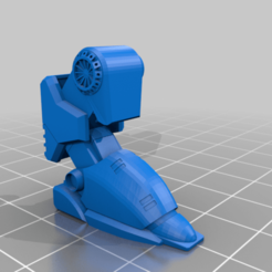 Behemo_Right_Leg_fixed.png Download free STL file Bee Ho • 3D printable model, PaleAle