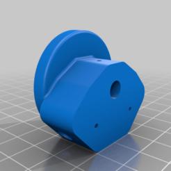 Télécharger fichier STL gratuit Support de bobine de filament à faible coût • Plan pour impression 3D, roy1999