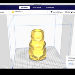 Captura de pantalla 2020-09-11 a las 18.14.51.png Download STL file vase • 3D printer template, oviwan