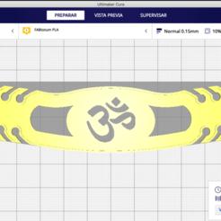 namaste..png Download STL file salvaorejas • Object to 3D print, oviwan