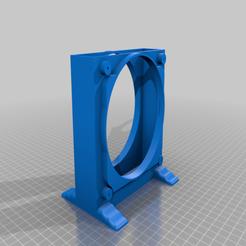 Télécharger fichier STL gratuit rack pour radiateur pc brancher 2 ventilo • Modèle à imprimer en 3D, jimmy2454