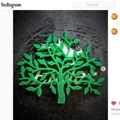 tree.jpg Télécharger fichier STL gratuit L'arbre de vie • Objet pour impression 3D, wings3d