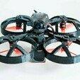 drone publi ig.jpg Download STL file quadcopter drone frame • 3D printable model, wings3d