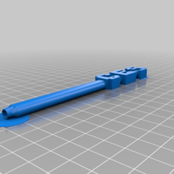 Download free 3D printer model Lapicera BIC CES, Alejoo