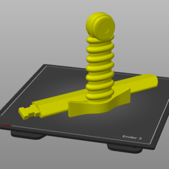 Perspectiva.PNG Download STL file Small Sword of Adventures • 3D printable object, Alejoo