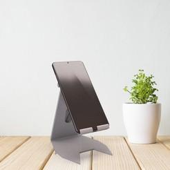 1.jpg Télécharger fichier OBJ accessoire de téléphone portable smartphone de bureau varié • Modèle pour imprimante 3D, jisaw503