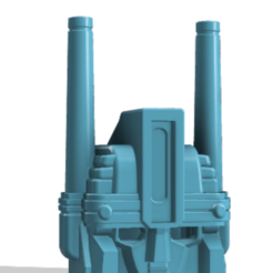 Screenshot 2020-10-03 at 4.10.03 AM.png Download STL file Transformers G1 Ultra Magnus Helmet • 3D print model, mmshightail
