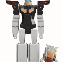 Screenshot 2020-07-16 at 6.05.43 PM.png Download STL file Transformers MTMTE Rewind and Chromedome Plushie • 3D printable object, mmshightail