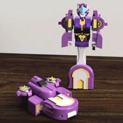 g1 naut.jpg Download STL file Transformers MTMTE Nautica - (G1 Style) • 3D printer model, mmshightail