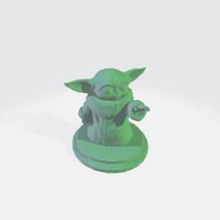 baby yoda 1.png Télécharger fichier 3MF BABY YODA • Plan à imprimer en 3D, jsvalenta2007
