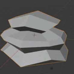 Télécharger fichier imprimante 3D gratuit art moderne, dashiellseals