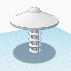 Screen Shot 2020-06-09 at 5.17.23 PM.png Download STL file UFO • Template to 3D print, daisse