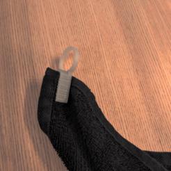 3.png Télécharger fichier STL Porte-serviettes/linge • Modèle à imprimer en 3D, Sem3DPrint