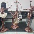 Descargar archivos STL gratis Ballet de elfos Serie 4 - por SPARX, chrystos20002