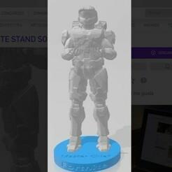 peeli22JJ.jpg Download STL file master chief fortnite stand support • 3D printer model, pablocelu2018