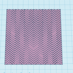 zigzag.png Download STL file ZIGZAG texture • 3D printing object, 3dnekochea
