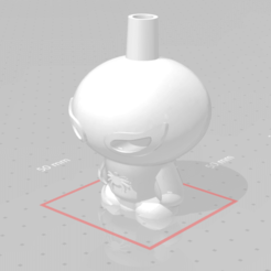 Download free 3D printing models Spider-Man Nozzle, Cristiandsk14