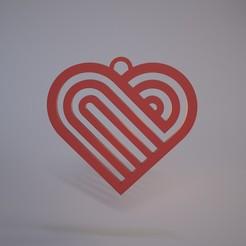 R2.jpg Télécharger fichier OBJ Dije en forma de corazón • Modèle pour impression 3D, ArturoSyntec