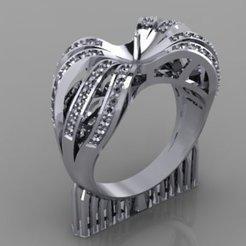 1.jpg Download free STL file Ring 171 • 3D print design, hamedblackgold8