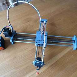 Download free SCAD file DrawingBot in OpenSCAD • 3D printable template, david_jenkins