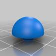 hub_plug.png Download free SCAD file Alternative wheel for the B-Robot (OpenSCAD) • 3D printing design, david_jenkins