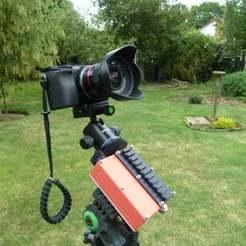 complete.JPG Télécharger fichier SCAD gratuit Poursuite de l'astrophotographie • Objet à imprimer en 3D, david_jenkins