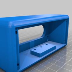 Download free 3D printer designs Cherry Pi III USB and XBox power box, david_jenkins
