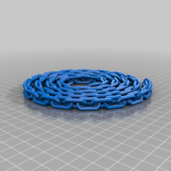 Download free STL file My Customized Chain Generator - 100 • Design to 3D print, epidemik