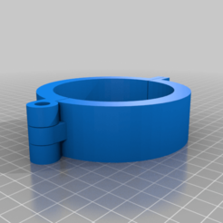 Download free STL file My Customized Pipe Clamp • 3D printable design, epidemik