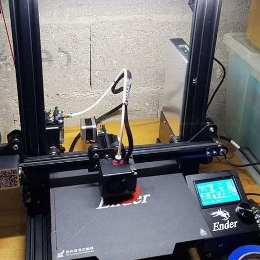 Télécharger fichier 3D gratuit Soutien aux bandes LED pour le profil en aluminium 2020, epidemik