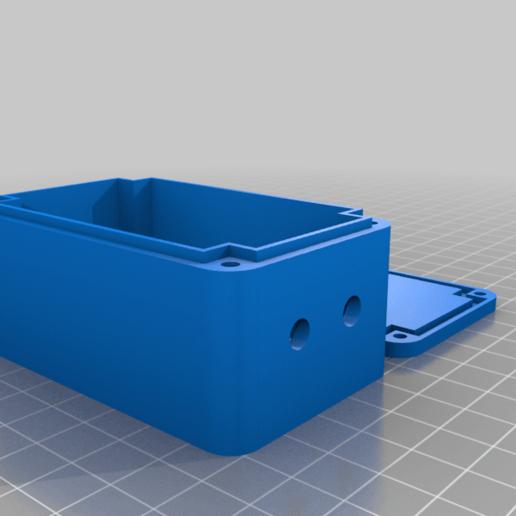 box_complete_20200507-66-1yyokw8.png Télécharger fichier STL gratuit Ma boîte à tout faire personnalisée (étanche) • Objet imprimable en 3D, epidemik