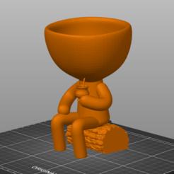 Matero.png Download STL file Robert Mate • 3D print design, 3Dimension3d