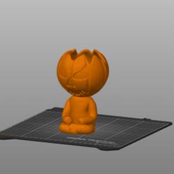 Captura de pantalla 2020-09-19 145708.png Download STL file ROBERT PUMPKIN 4 • 3D printer design, 3Dimension3d