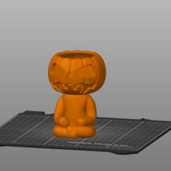 Captura de pantalla 2020-09-19 113943.png Download STL file ROBERT PUMPKIN 2 • Model to 3D print, 3Dimension3d
