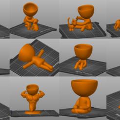 Todos 07-10.png Download STL file Robert Plant X12 Models Huge Discount Pack Combo Huge Discount • 3D printing design, 3Dimension3d