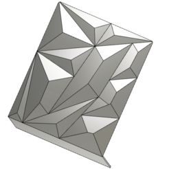Polygon Bookend v23.png Download free STL file Polygon Bookend • 3D printing model, dahoooo