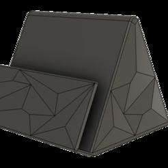 Descargar archivo 3D El soporte del teléfono inteligente Polygon, dahoooo